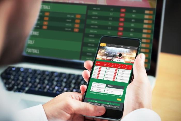 Cbet mobile, application pour les systèmes Android et iOS